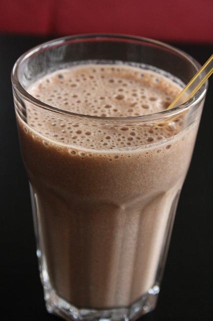 shake białkowy